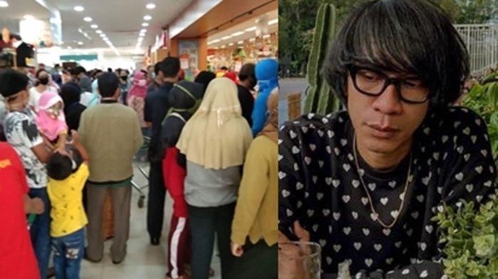 Aming Kesal Masyarakat di Sejumlah Daerah Kembali Mulai Berkerumun, Gaungkan 'Indonesia Terserah'