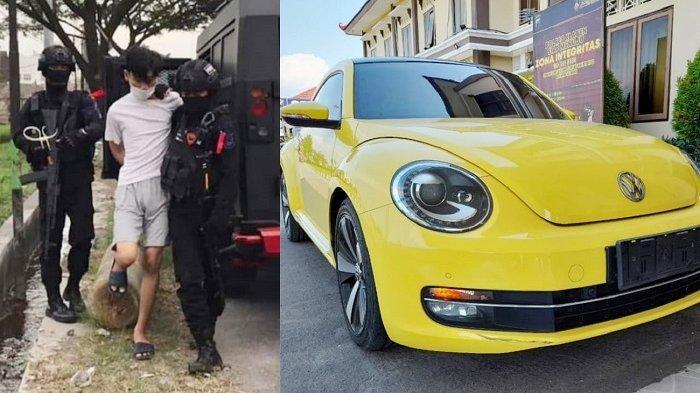 AADY Resmi Tersangka Pasca Tabrak Polisi dengan VW di Pos Prambanan : Bisa Dipenjara 1 Tahun Lebih