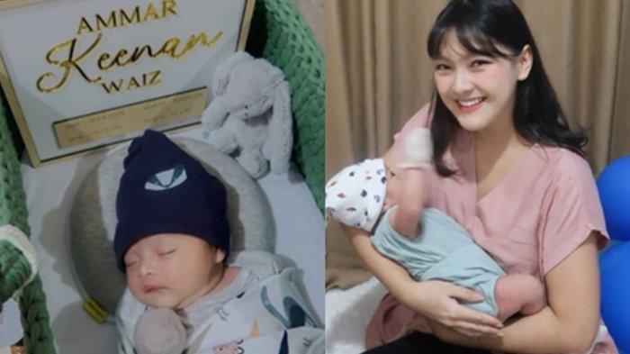 Baru Saja Melahirkan, Ana Riana 'Rinjani TOP' Khitankan Bayi Laki-lakinya & Ungkap Kondisi Sang Anak