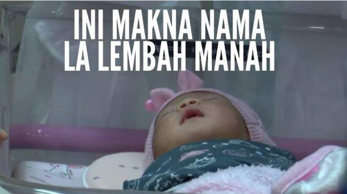 Makna Nama La Lembah Manah Cucu Ketiga Presiden Jokowi, Pengamat: Wakili Watak Ideal Manusia