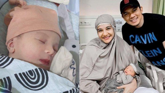 Zaskia Sungkar dan Irwansyah akhirnya dikaruniai buah hatinya yang pertama