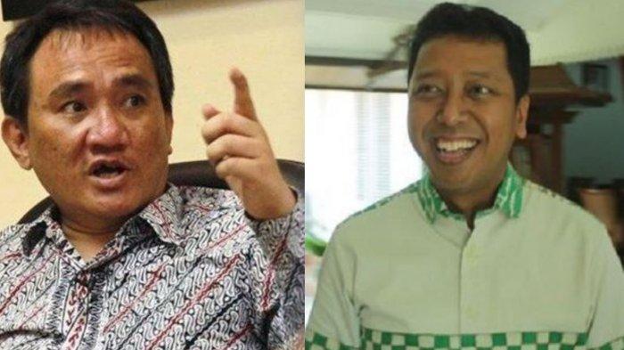 Ketum PPP Romahurmuziy Kena OTT, Andi Arief Tuntut Penjelasan KPK: Apakah Terkait Pilpres?