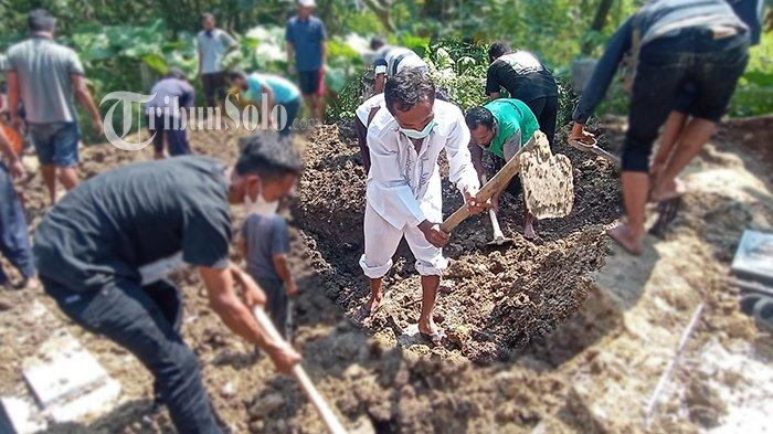 Duka Mendalam Andi Sugiarto, Kehilangan Anak dan Istri saat Insiden Perahu Maut di Waduk Kedung Ombo