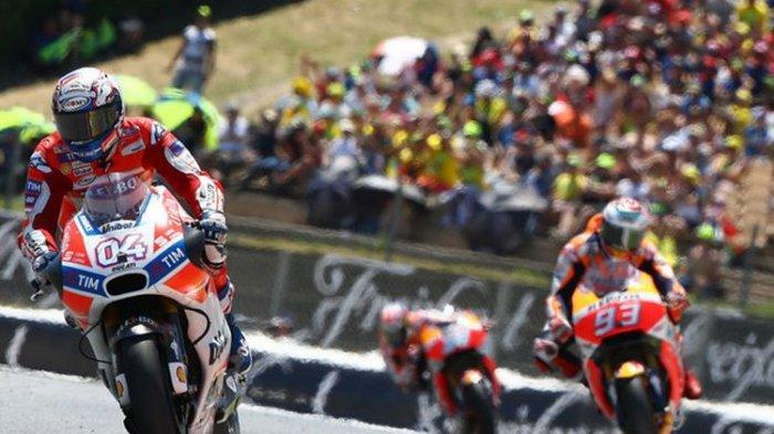 Marquez Tak Menyangka Dovizioso Bakal Jadi Ancaman dalam Perburuan Gelar Juara Dunia