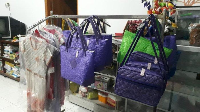 Hasil Daur Ulang Sampah Desa Karanglo Klaten Banyak Peminat, Mulai Bank Sampah Hingga Instansi