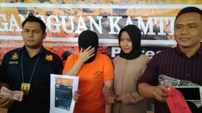 Baru Sekali Beraksi, Mahasiswi di Yogyakarta yang Jadi Mucikari Prostitusi Online Ditangkap Polisi