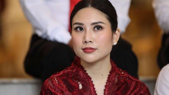 Angela Tanoesoedibjo Ceritakan Pengalaman Hari Pertama Bekerja di 2021 bareng Menteri Sandiaga Uno