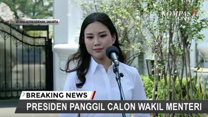 Profil Singkat Angela Tanoesoedibjo yang Disebut-sebut akan Jadi Tangan Kanan Wishnutama di Kemenpar
