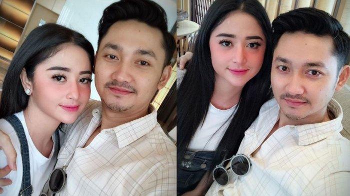 Usai Damai dengan Angga Wijaya, Dewi Perssik Tepergok Lakukan Ini di Sela Syuting, Sudah Happy?
