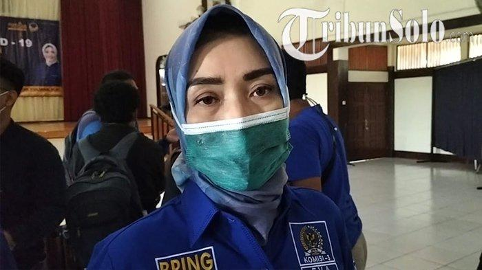 Beda dengan Krisdayanti, Anggota DPR dari Nasdem Eva Yuliana : Kalau Gaji Murni Tak Perlu Dilaporkan