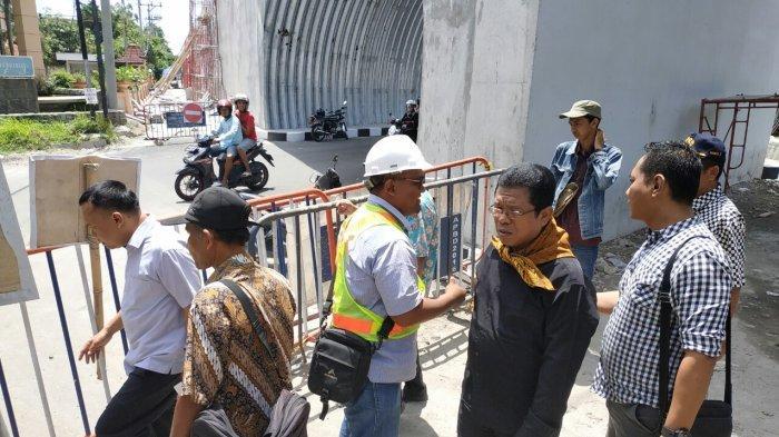 Flyover Manahan Dibuka, PKL Jl Moewardi Solo Pindah ke Sisi Selatan Lapangan Kottabarat