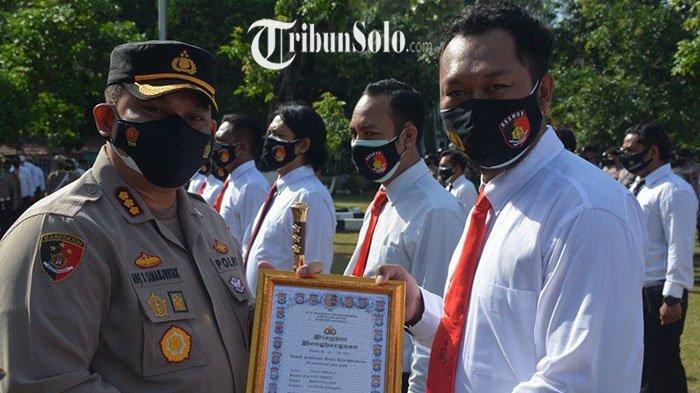 Aksi Polisi Solo Lumpuhkan Pelaku Pecah Kaca Dapat Penghargaan: Tembak Kaki Tersangka