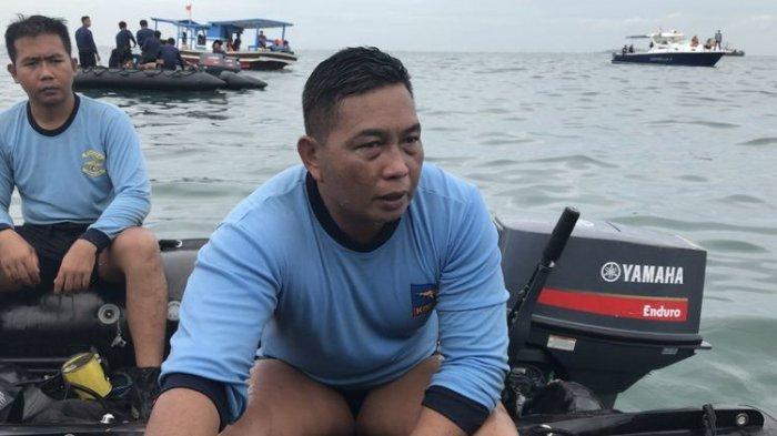 Kondisi Pesawat Sriwijaya Air SJ 182, Tim penyelam Kopaska TNI AL Sebut Hancur Berkeping-keping
