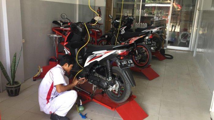 Ansan Motor, Bengkel Pertama Hasil Program Bapak Asuh Bengkel Astra Jateng di Kendal