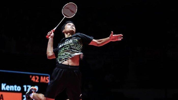 Link Live Streaming Badminton Olimpiade Tokyo 2020: Laga Penentuan Jojo dan Ginting