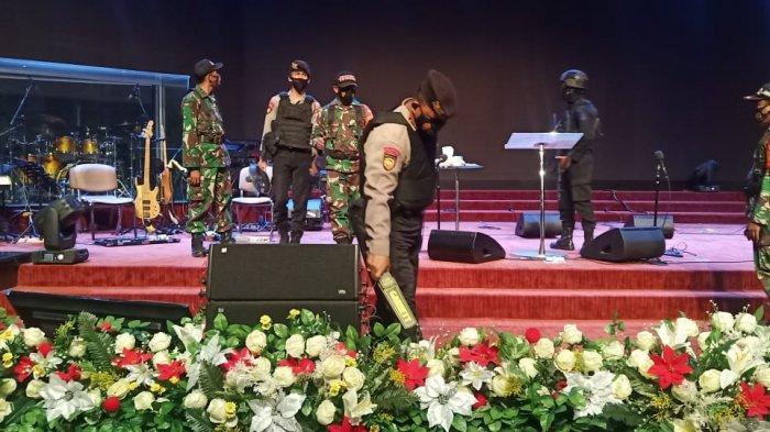 Indahnya Toleransi, Banser NU Sukoharjo Bantu Jaga Gereja saat Paskah, Kerahkan 500 Personel