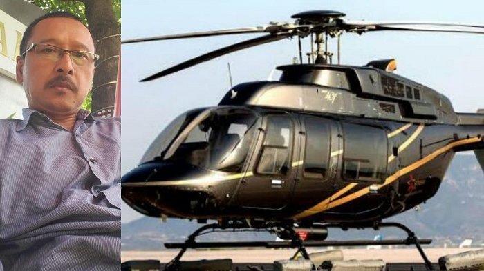 Jual Motor & Mobil Biasa? Tapi Pria Laweyan Solo Tawarkan Helikopter Rp 30 Miliar,Ini Spesifikasinya