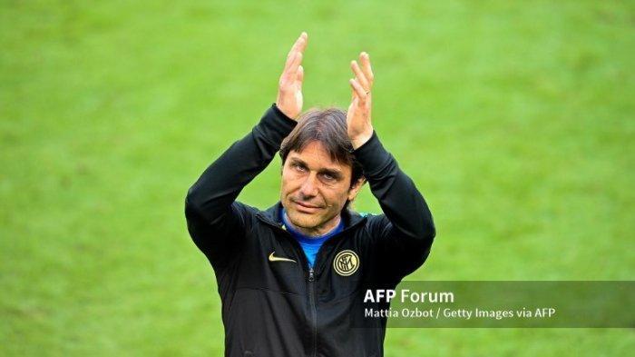 Diisi Skuad Bermental Juara, Antonio Conte Disebut Berminat Melatih Manchester United