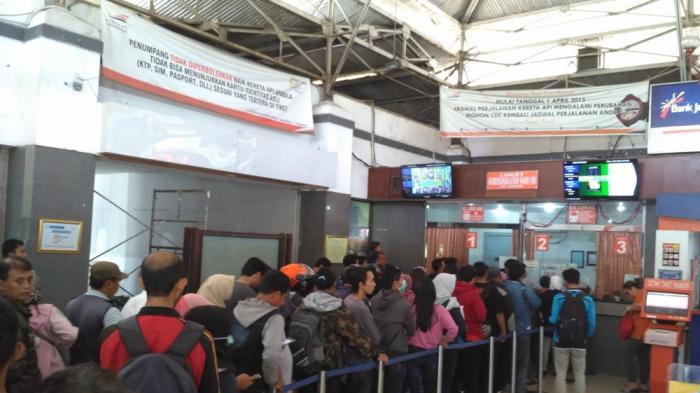 Jadwal KA Prameks Rute Stasiun Solo Balapan-Tugu Yogyakarta, Sabtu 14 Maret 2020