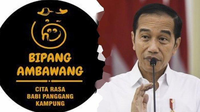 Heboh Jokowi Promosikan Kuliner Bipang Ambawang, PAN: Jangan Mudah Sebut Nama Produk