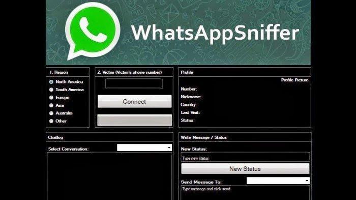 Hasil gambar untuk whatsapp sniffer