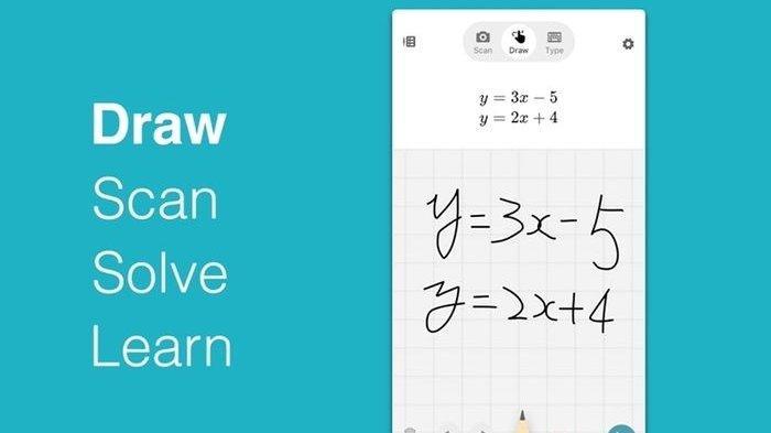 Aplikasi Bantu Kerjakan PR Matematika dari Microsoft, Bisa Membaca Soal dengan Kamera