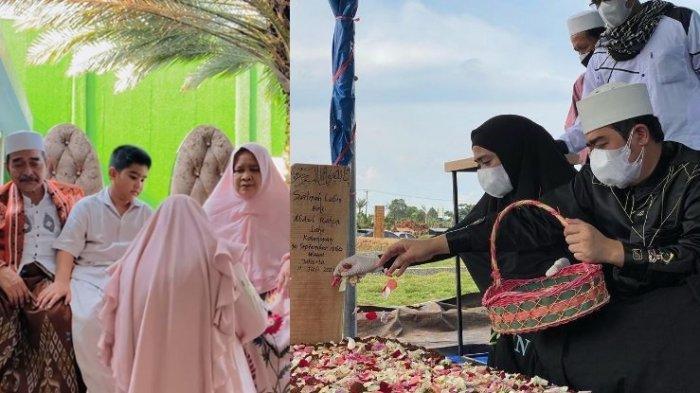 Belum Genap Seminggu Ibunda Wafat, Ustaz Solmed Kembali Berduka, Kini Sang Ayah Meninggal Dunia