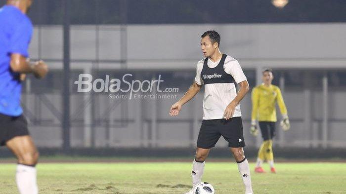 Inilah Pemain Pengganti Elkan Bagott di Timnas Indonesia Pilihan Shin Tae-yong, Bek Klub Indonesia