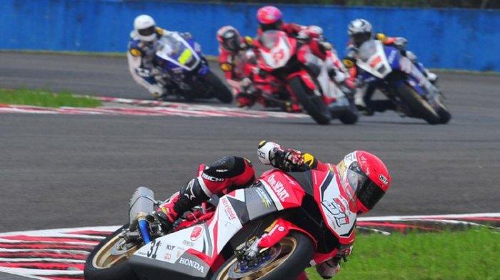 Podium ARRC Sentul Didominasi Pembalap Honda Indonesia