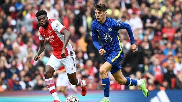 Hasil Akhir Pra Musim Arsenal Vs Chelsea: The Blues Menang Tipis, Debut Ben White Beri Kesan Positif