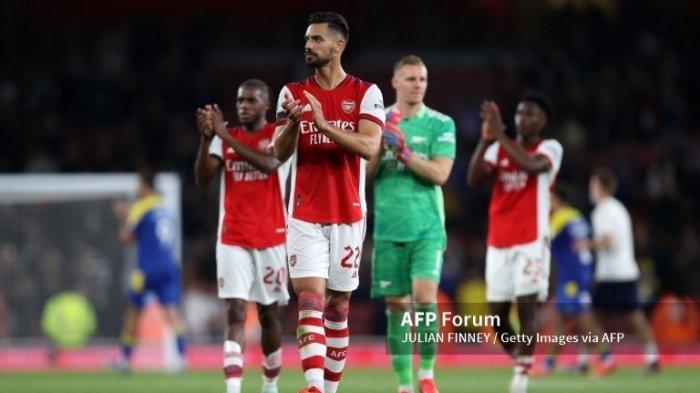 Sebanyak 50 Ribu Fans Arsenal Setia Tonton The Gunners di Carabao Cup, Mikel Arteta Berterima Kasih