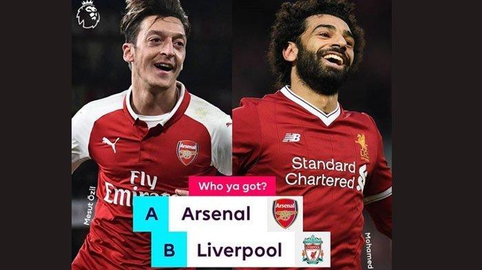Ini Jadwal Siaran Langsung Liga Inggris Pekan ke-19, Jangan Lewatkan Laga Arsenal Vs Liverpool
