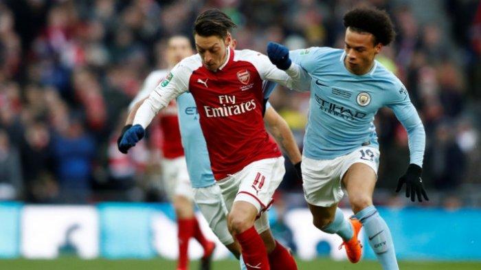 Prediksi Liga Inggris Manchester City vs Arsenal: Statistik Tak Memihak Kubu The Gunners