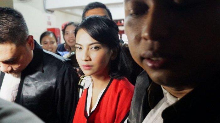 Vanessa Angel Divonis 5 Bulan Penjara, Begini Nasib Uang Rp 35 Juta, Sprei Hotel, dan HP yang Disita