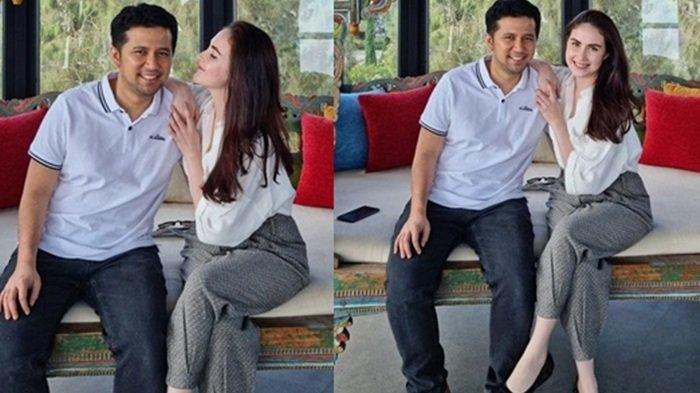 Arumi Bachsin Bagikan Potret Mesra Bareng Sang Suami Emil Dardak, Sebut Momen Langka