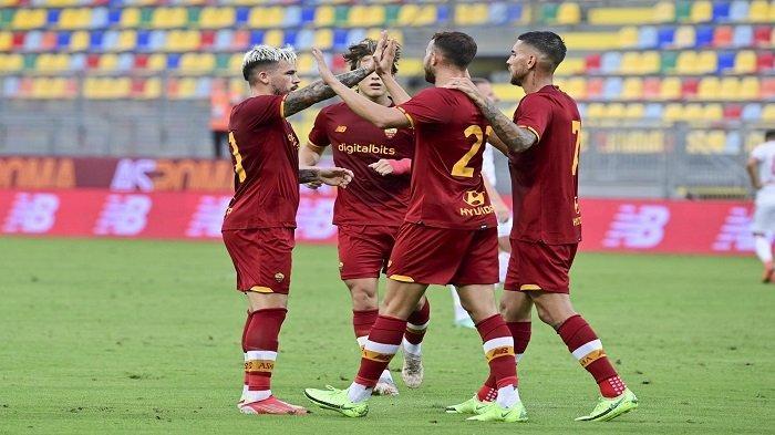 AS Roma vs Debrecen 5-2: Pembalasan Jose Mourinho Bikin Kalap Lawan, Gol Cepat si Kapten