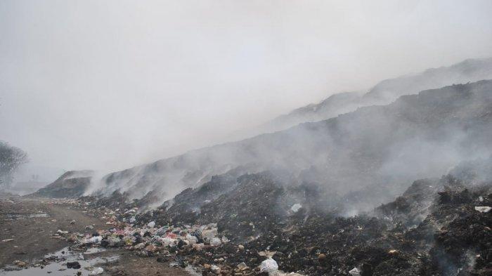 Puskesmas Sibela Solo Masih Fokus Tangani Anak-anak Terdampak Kabut Asap Kebakaran TPA Putri Cempo