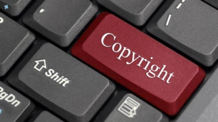 Ilustrasi Hak Cipta
