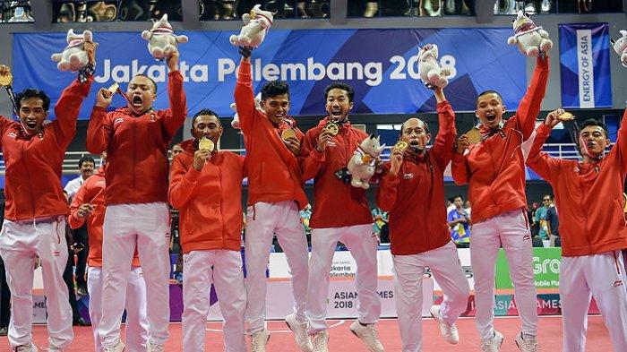 Solo Jadi Tuan Rumah Penyambutan Atlet Jateng yang berlaga di Asian Games 2018