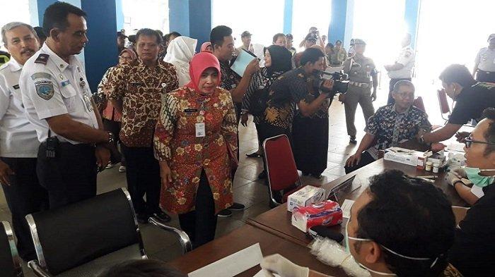 Sambut Pemudik di Jateng, Setda Provinsi Cek Kesiapan di 3 Fasilitas Transportasi Umum di Solo