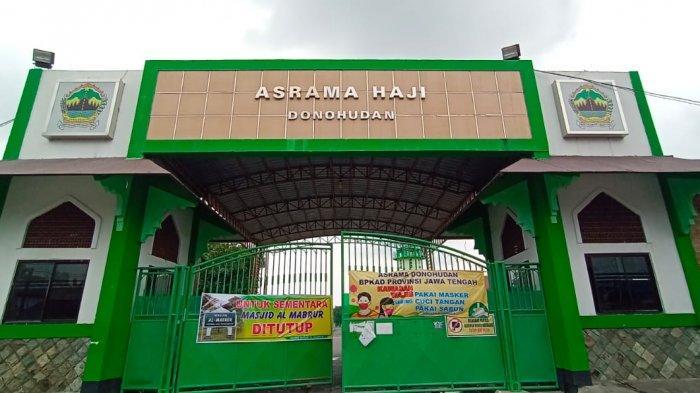 Update Jumlah Pasien di Asrama Haji Donohudan Boyolali, Ada 110 Orang Masih Dikarantina