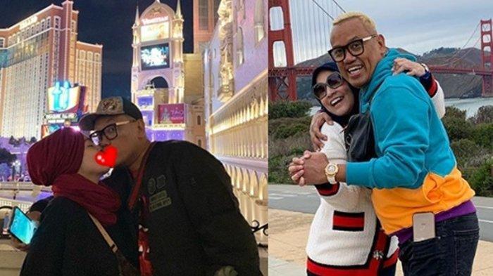 Astrid Kuya Dikritik karena Pamer Foto Mesra saat di Las Vegas, Uya Kuya Langsung Beri Balasan