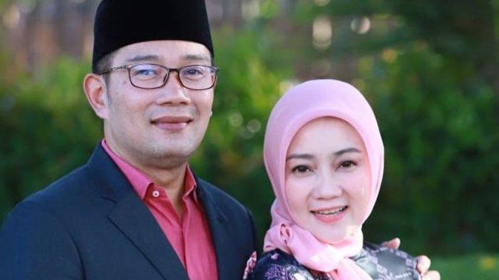 Atalia Istri Ridwan Kamil Akhirnya Sembuh dari Covid Setelah 3 Minggu, Langsung Lakukan Hal Romantis