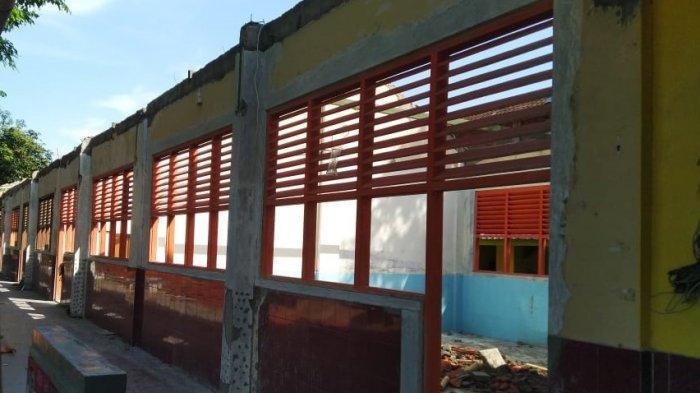 Struktur Bangunan Tak Kuat Diduga Jadi Penyebab Ambruknya Atap 4 Ruang Kelas SDN Slembaran No 100
