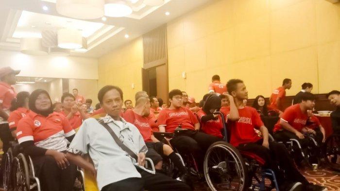 Antisipasi Wabah Virus Corona, 269 Atlet Asean Paragames Berlatih Dipulangkan