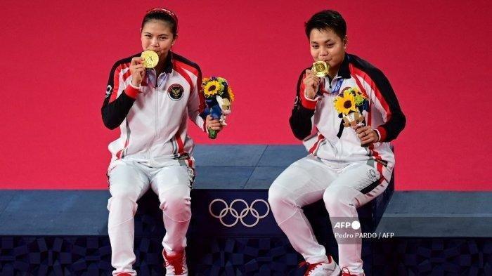 PB Jaya Raya Siapkan Bonus untuk Greysia/Apriyani yang Raih Emas di Olimpiade, Ini Nominalnya