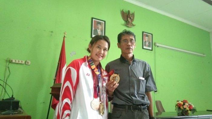 Jualan Cilok untuk Biaya Persiapan SEA Games, Inilah Kisah Emma Ramadinah Sang Peraih Medali Emas