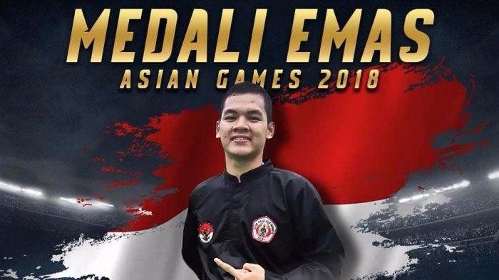 Update Klasemen Asian Games 2018: Indonesia Geser Iran di Peringkat 4