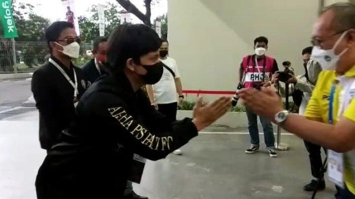 Persis Solo vs PSG Pati, Atta Halilintar & Kaesang Pangarep Nonton Langsung di Stadion Manahan