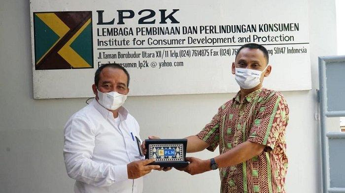 PLN Gelar Audiensi dengan Ombudsman dan LP2K Jawa Tengah